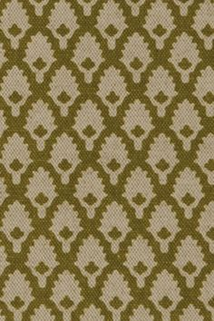 Calais in Olive from Lacefield Designs