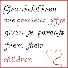 I must remember to thank my children often for the awesome gifts they have given to us!