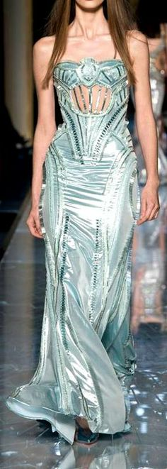 Atelier Versace Haute Couture S/S 2014
