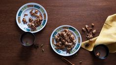 Honey chai almond crunch recipe : SBS Food