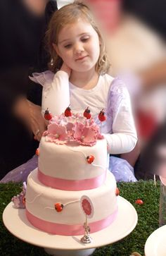 Suzi W's Birthday / Garden - Photo Gallery at Catch My Party Garden Birthday, Girl Birthday, Birthday Parties, Birthday Ideas, Ladybug Cakes, Ladybug Party, Owl Cupcakes, Edible Arrangements, Chocolate Art