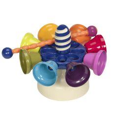Carousel Bells http://jugueteriaelpatiodemicasa.es/98_b-toys