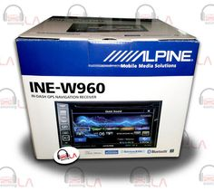 "Sourcing-LA: ALPINE INE-W960 6.1"" TOUCHSCREEN DVD GPS BLUETOOTH..."