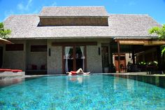 The Pool And 1-Bedroom Villa At The Space, Bali
