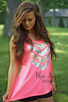 Beach Bound Tank (PINK) from Blue Layne Boutique. Saved to charms. Shop more products from Blue Layne Boutique on Wanelo.