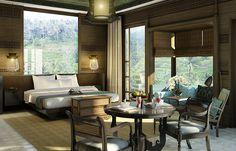 Mandapa- Ritz-Carlton Reserve, Ubud. TravelPlusStyle.com