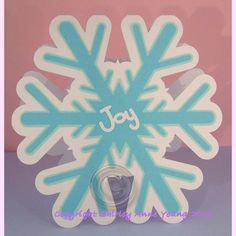 FREE SVG STUDIO GSD cut files snowflake card Christmas winter