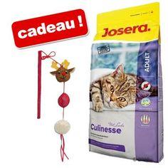 Animalerie  Croquettes Josera 10 kg  canne à pêche Rosewood Renne offerte !  Emotion Léger