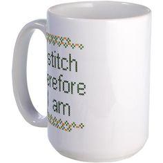 Stitchy mug