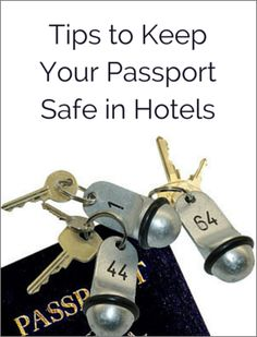 Travelling abroad? Just before you start your journey keep these tips handy for your passport safety. For any traveller overseas, passport becomes the lifeguard, and keeping it safe is the most essential thing for everyone to return home safely. Read the post here to know how to keep your passport secure at hotels.
