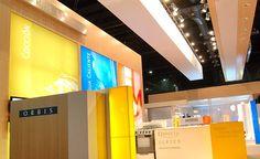 . Exhibition Stand Design, Orbis, Exhibition Stall Design
