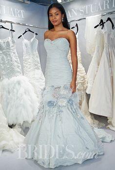 Ian Stuart Wedding Dresses Fall 2014 Bridal Runway Shows Brides.com | Wedding Dresses Style | Brides.com