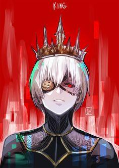 KING Hiroki-art http://hiroki-art.tumblr.com/post/154105918220/king-hiroki-art