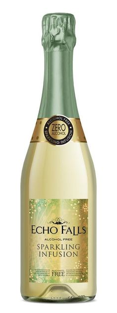 Echo Falls Alcohol Free Sparkling Infusion Foodbev Media – Home Design Non Alcoholic Wine, Wine Brands, I Quit, Champagne Glasses, Tea Infuser, Sparkling Wine, Alcohol Free, Sparklers, Cocktail Parties