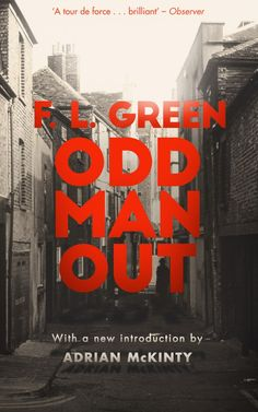 Odd Man Out by F. L. Green; design by M. S. Corley (Valancourt Books / March 2015)
