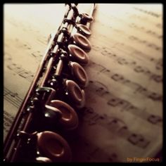 I miss playing my Flute<3