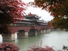 800px-Xijin_Bridge_(Yongkang),_China (130 pieces)