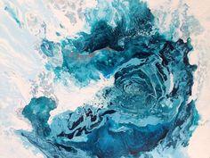 Image result for fluid art