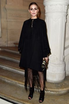 Look of the Day: Olivia Palermo  wears Valentino