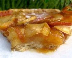 Tarte Caramel, Lasagna, French Toast, Bacon, Gluten, Sweets, Dining, Cooking, Breakfast