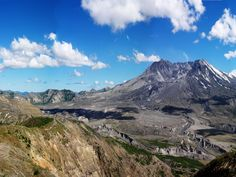 mount saint helens   Mt St Helens 7 06