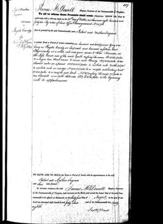 My 3rd great-grandfather Robert INGRAM was born in 1819 in Greenbrier County, (West) Virginia...