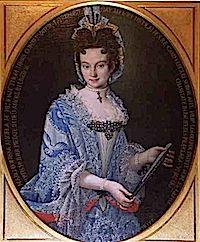 Maria Luisa Gabriela de Savoia Queen of Spain-First wife of Felipe V