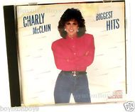 Biggest Hits by Charly McClain (CD, Epic (USA)) -1