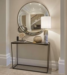 Sophie Paterson Interiors  A more minimalist look for us but still luxurious