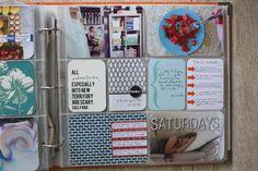 simple layout: 4x6 photos + journaling