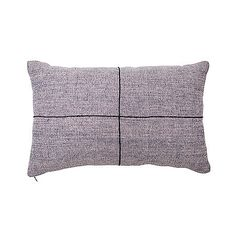 CUSHION | tri-weave khadi in blush by one another design | Cranmore Home
