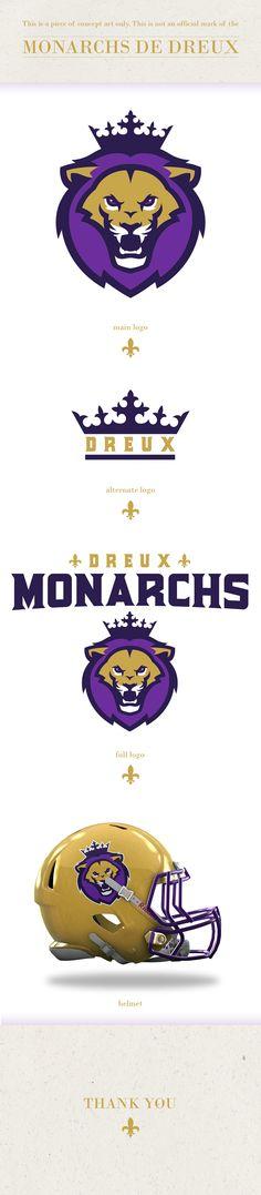 MONARCHS on Behance