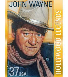 White Mountain 1000 piece Jigsaw Puzzle Hollywood Legends-John Wayne