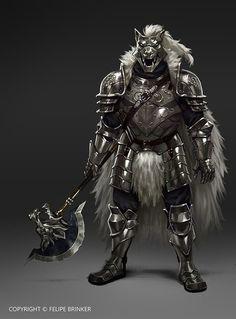 Armors 334533078572589907 - wolf knight Source by Fantasy Armor, Fantasy Weapons, Medieval Fantasy, Dark Fantasy, Character Design Cartoon, Fantasy Character Design, Character Concept, Character Art, Wolf Knight