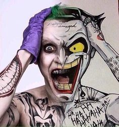 jared leto joker 2015 - Google Search