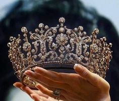 Gorgeous tiara