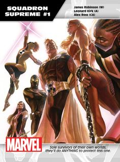 "Images for : OFFICIAL: Marvel Releases ""All-New, All-Different"" Artwork, Creative Teams - Comic Book Resources"