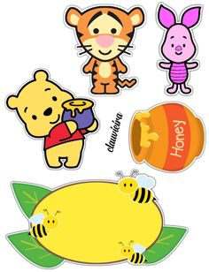 Diy And Crafts, Arts And Crafts, Paper Crafts, Little Poney, Ideas Para Fiestas, Paper Folding, Winnie The Pooh, Cake Toppers, Pikachu
