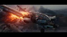 "Main Road|Post ""Stalingrad"" VFX"