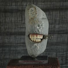 Ele é um dos melhores escultores de pedra do mundo. Essas imagens revelam o por quê