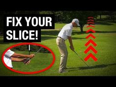 How To Fix Your Slice In 10 Minutes And Start Hitting Draws Today - YouTube