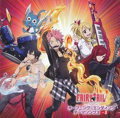 Fairy Tail ROCK