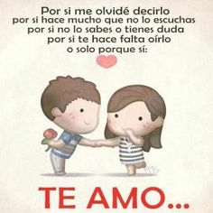 Love K, Cute Love, Gods Love, Frases Love, Qoutes About Love, Amor Quotes, Love Quotes, Cute Spanish Quotes, Hj Story