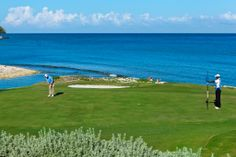 PRO'S FAVOURITE FOUR HOLES - The Tryall Club