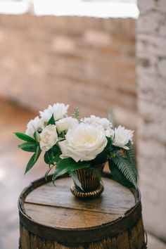 Pop Up Wedding Niagara Flowers by Bloom & Co. Venue: Oast House Brewers Photo by: Nataschia Wielink Stone Road, Pop Up, Wedding Day, Bloom, Table Decorations, Floral, Flowers, House, Beautiful