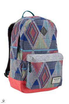Burton Women's Women's Kettle Backpack, De Geo Print Backpack Bags, Fashion Backpack, Burton Snowboards, Suits You, Snowboarding, Kettle, Laptop, Backpacks, Women