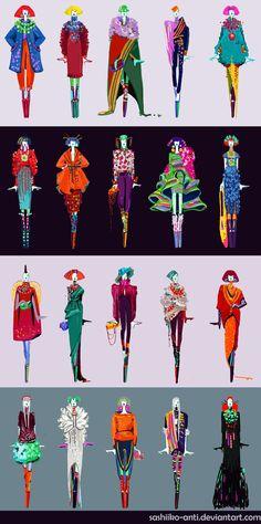 Tibet: First Glance Ideas by Sashiiko-Anti.deviantart.com on @deviantART