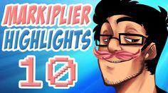 Markiplier Highlights #10: FUNNY FAILING FRIENDS!!