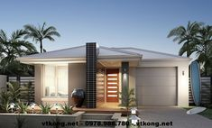 Biệt thự 1 tầng mái thái NETBT1T19 PA6 Clarendon Homes, Walk In Robe, Storey Homes, Double Garage, Display Homes, Entry Hall, Walk In Pantry, Master Suite, Living Area