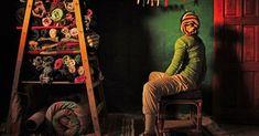 Nidaa Badwan, artista di Gaza.